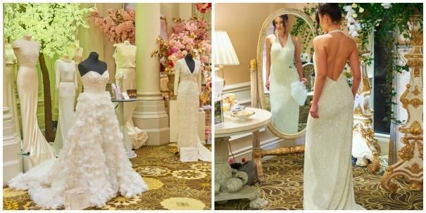 Wedding dresses from Ritva Westenius at The Quintessentially Atelier