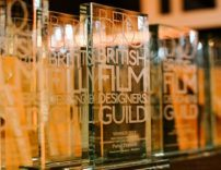 British Film Designers Guild award 2017