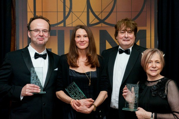 Murder on the Orient Express winners BFDG 2017