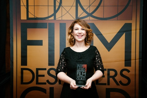 Spotlighting new talent BFDG awards 2017 Heather Noble