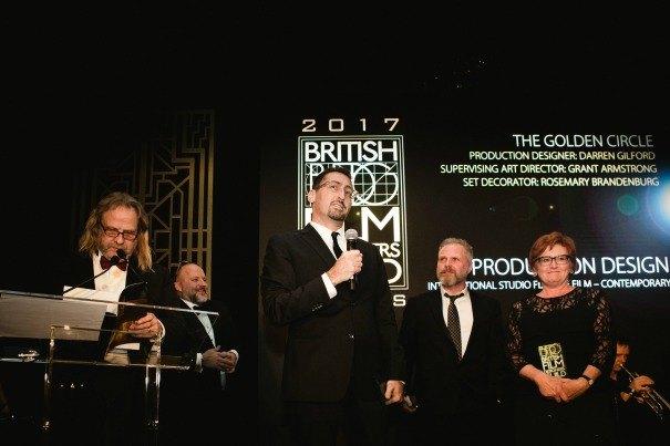 the Golden Circle BFDG 2017 winner